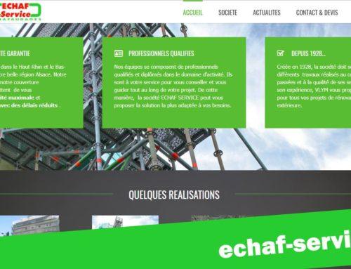 Echaf Service 2.0!