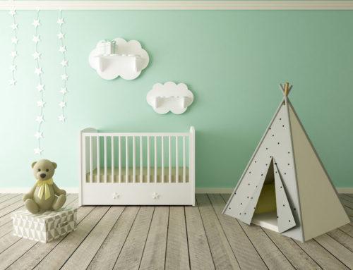 Quelles couleurs pour la chambre de votre enfant ?