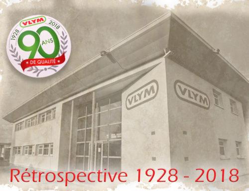 90 ans de Vlym (1928-2018)