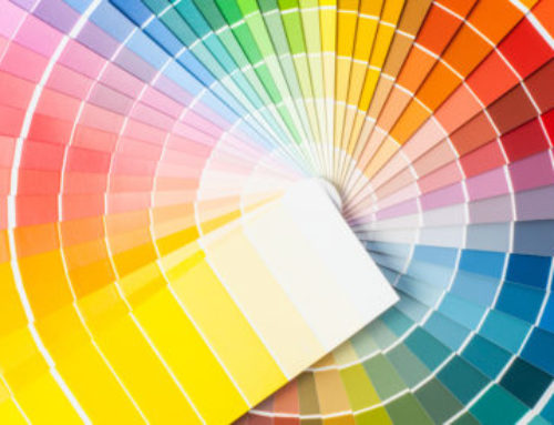Saviez-vous que les couleurs ont un impact sur notre état d'esprit ?